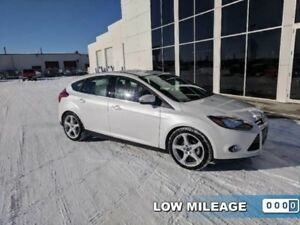 2013 Ford Focus Titanium Hatch  - Bluetooth -  Heated Seats
