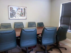 Office/Boardroom - Hourly, Daily, Monthly Rentals
