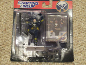 Jack Eichel Starting Lineup Buffalo Sabres Exclusive