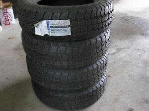 4 pneus neuff khumo 235 65 17 4 SAISONS JAMAIS INSTALLER