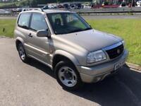 2005 Suzuki Grand Vitara 1.6 Auto SE - Full Service History - Only 58426 Miles