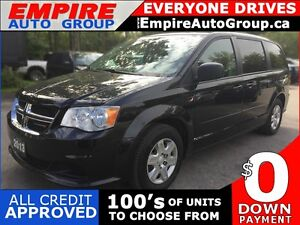 2013 DODGE GRAND CARAVAN SE * POWER GROUP * LIKE NEW * 7 PASSENG