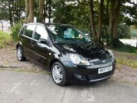 Ford Fiesta 1.4 2007 Ghia **Finance from £67.12 a month**