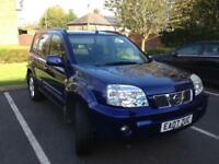 Nissan X-Trail 2.5i auto 2007MY Aventura - LPG Conversion