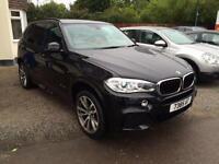 2013 BMW X5 3.0 XDRIVE30D M SPORT 5D AUTO 255 BHP DIESEL
