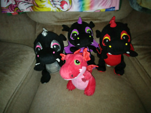 Dragon plush