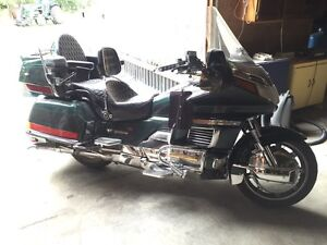 1500 Honda gold wing