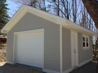 Garages & Decks!  Quality At The Right Price!