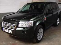 2008 LAND ROVER FREELANDER 2 2.2 TD4 AUTO HSE AWD 4x4 SAT.NAV * Htd.Elec.Leather