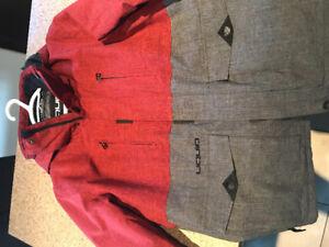 Manteau d'hIver pour garçon XL