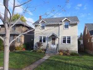 Three Bedroom Character Home in Vickers Park Area