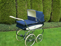 Authentic English Baby Carriage