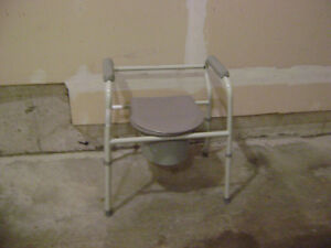Lumex Portable Commode