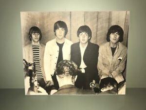 Beatles Original Mounted Photo - 1 of a kind!