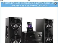 Philips dtm3170 micro system