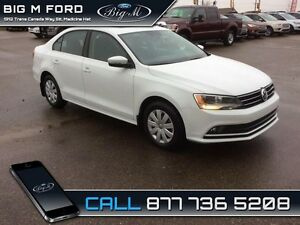 2015 Volkswagen Jetta   - one owner - local - trade-in - auto/su