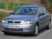 VAUXHALL ASTRA 1.4 LONG MOT. 2 OWNER. 4 NEW TYRES