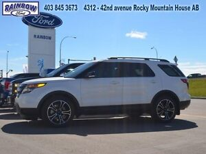 2015 Ford Explorer Sport - AWD  - Low Mileage