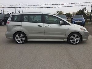2007 MAZDA 5 GT * LEATHER * SUNROOF * 6 PASS * EXTRA CLEAN London Ontario image 7