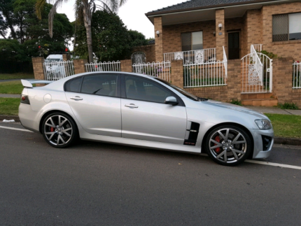 2008 HSV GTS LS2 6.0L MANUAL 6 SPEED - SELL, SWAP OR TRADE Willoughby Willoughby Area Preview