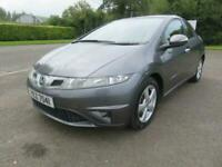2009 HONDA CIVIC 2.2 I-CTDI SE 5DR ONLY 88000 MILES MOT MARCH 21 PASSAT ALTEA