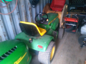 For sale 210 john deere tractor