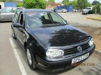 Volkswagen Golf Final Edition E 5dr PETROL MANUAL 2004/53