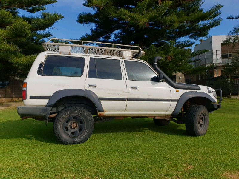 80 series landcruiser  diesel | Cars, Vans & Utes | Gumtree
