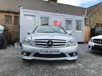 2009 (09) Mercedes-Benz C200 Sport 2.1 CDI Auto ( 136 bhp )