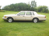 1993 Lincoln Town Car Other