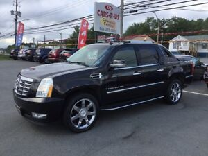 2007 Cadillac Escalade EXT AWD