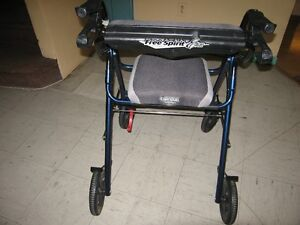 EASY SPIRIT WALKER  WITH SEAT AND FOOT REST St. John's Newfoundland image 3