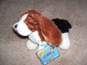 NEW with Tag-L'il Kinz Webkinz-Basset HOund