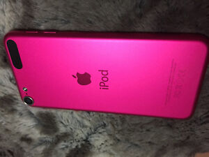 White/Pink IPod Touch 5g