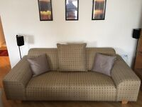 3 seater sofa - must go by Saturday