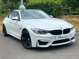 2014/64 reg BMW M4 3.0 ( 425bhp ) ( s/s ) M DCT 2014MY M4 HUGE SPEC CAT D PX
