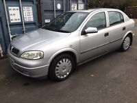 For sale 1999 Vauxhall Astra
