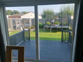 Large patio sliding doors