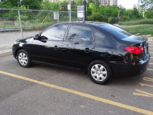 2010 Hyundai Elantra w/ Snow Tires Included For Sale!