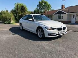 BMW 320 2.0TD ( 184bhp ) ( s/s ) Auto 2013MY d Sport