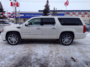 2011 Cadillac Escalade Platinum FREE WARRANTY WITH FINANCE