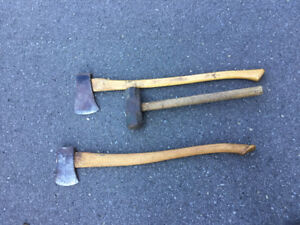 """36""""Wood splitting Axe for all your need for the winter."""