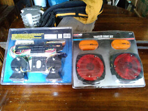 Trailer lights kits