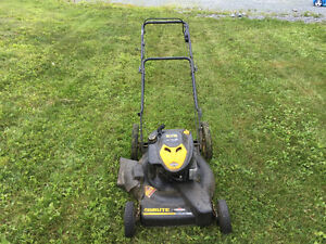 "Self-Propelled 190cc 22"" Lawnmower"