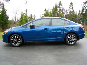 2014 Honda Civic EX *Back Cam* Side Cam* Moonroof*Seats*$64Wkly