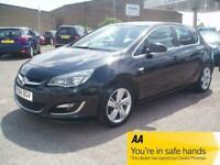 2014 Vauxhall Astra VVT SRi Hatchback Petrol Manual