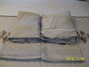 Total bedding set including all accessories needed