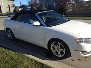 Price Reduced - 2008 Audi A4 2.0T Convertible