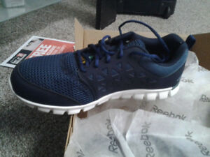 New Safety Shoes