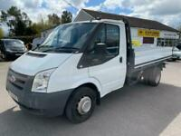2011 Ford TRANSIT DROPSIDE 350 CC DRW DROPSIDE TRANSIT Chassis Cab Diesel Manual